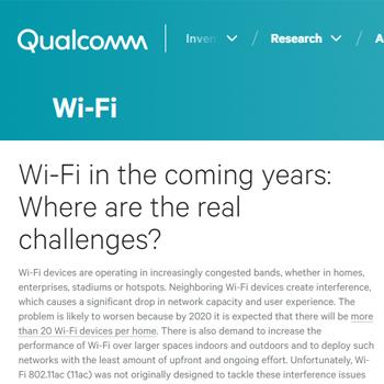 Qualcomm Wi-Fi R&D
